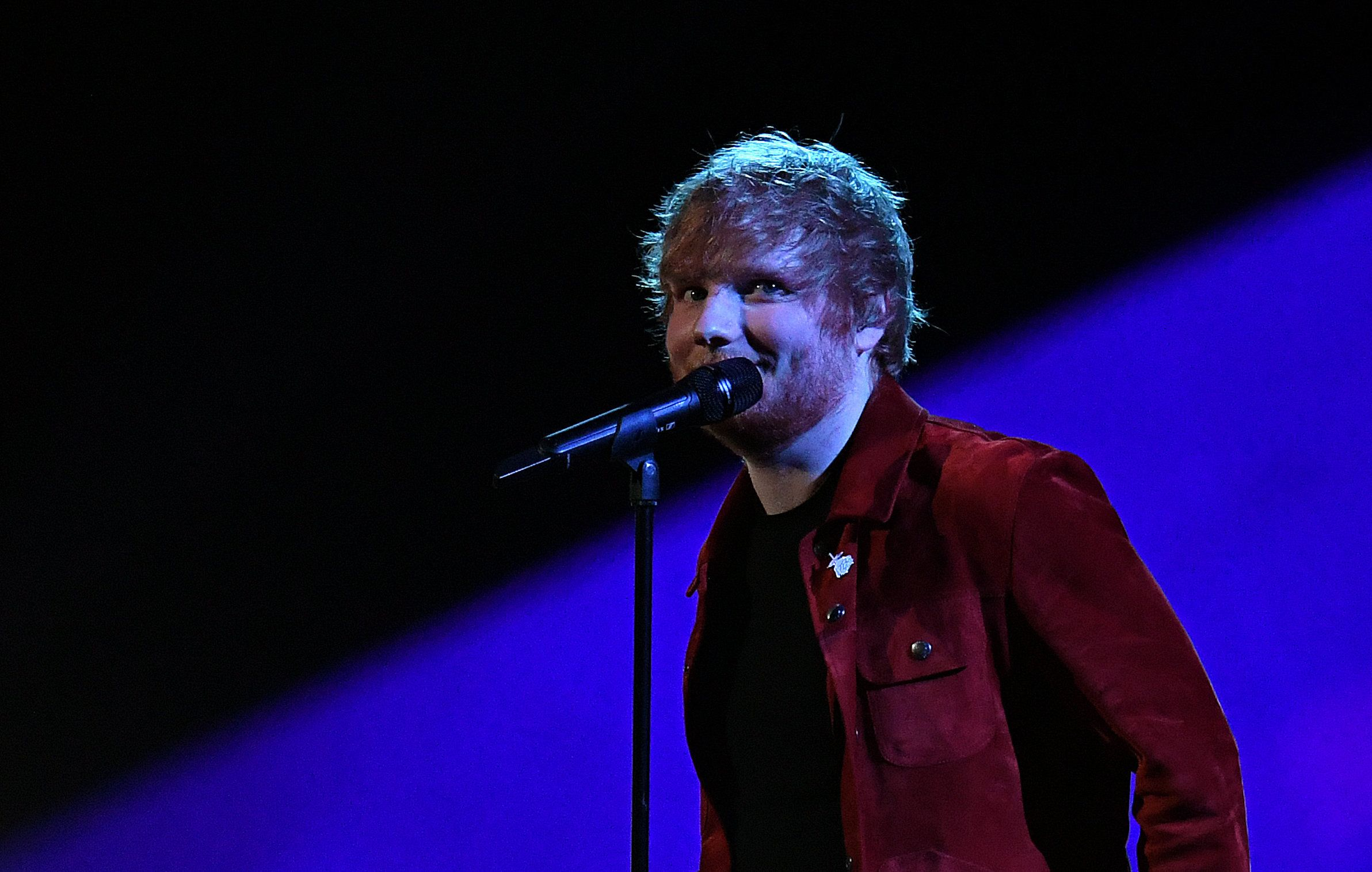 Ed Sheeran Distances Himself From Anti-Abortion Campaigners After His Song Is Used By