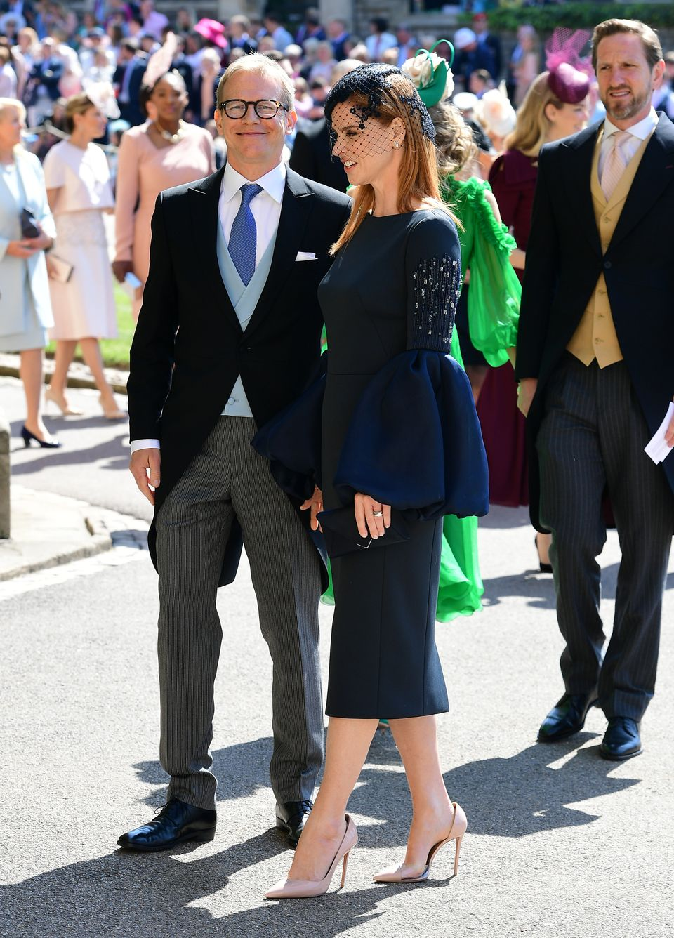 8a24af7fdba Amal Clooney Leads The Best-Dressed List At The Royal Wedding ...