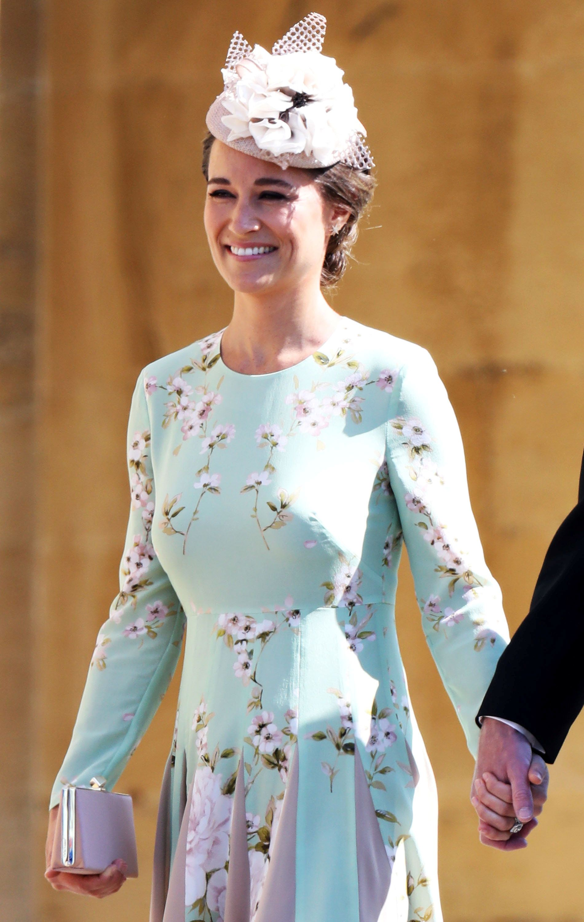 Pippa Middleton's Dress For The Royal Wedding Looks Like An Iced Tea