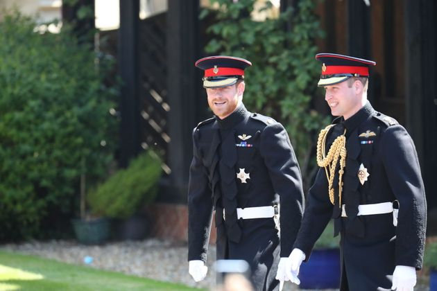 Prince Harry Delights Twitter By Keeping His Beard For The Royal