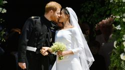 It's Official: Meghan And Harry Are Now Married