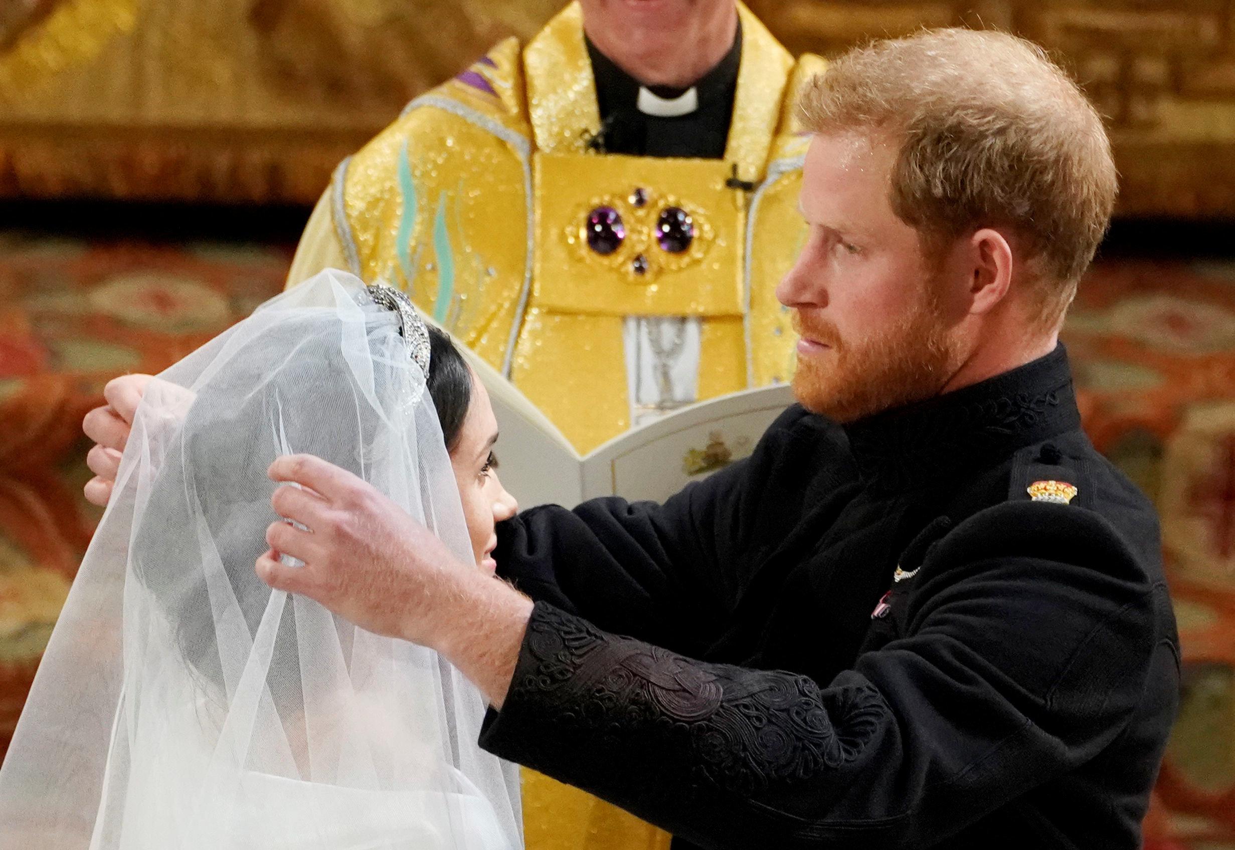 Hochzeit mit Meghan Markle: So liebevoll gedenkt Harry seiner verstorbenen Mutter Diana