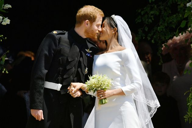 Prince Harry And Meghan Markle Are Officially