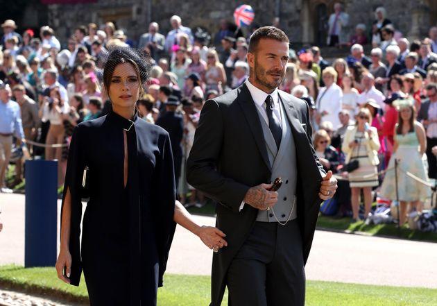 Victoria and David