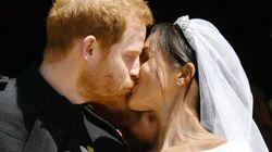 해리 왕자와 메건 마클이 마침내 결혼식을 올렸다
