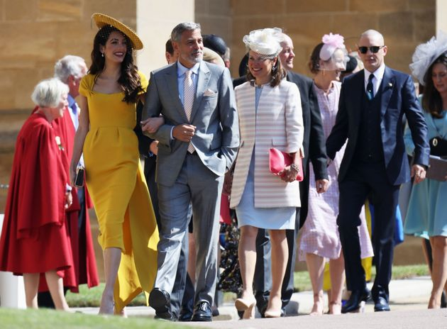 Tom Hardy Royal Wedding.Royal Wedding Guest Tom Hardy Looks Rather Different To His Usual