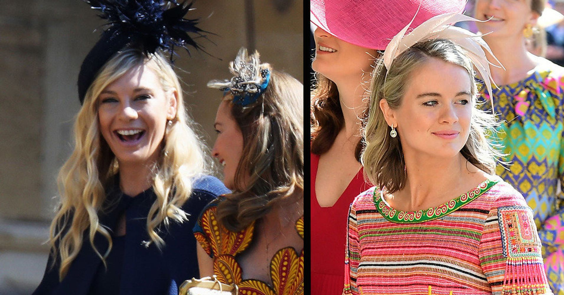 Prince Harry Ex Girlfriend Wedding.2 Of Prince Harry S Ex Girlfriends Attended The Royal Wedding Newsrust