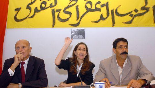 La carrière politique de Maya Jeribi en