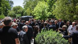 Το τελευταίο αντίο στον ιδρυτή της Aegean, Θεόδωρο
