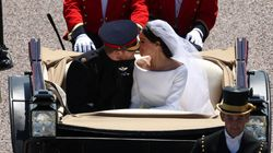 Oprah, Amal, The Dress, The Bishop And The Kiss: How The Royal Wedding Unfolded Minute By