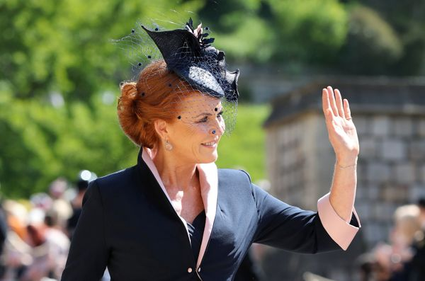 The Duchess of York.