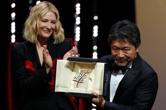 La Palme d'or du Festival de Cannes 2018 et toutes les