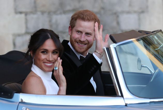 Meghan Markle's Wedding Dress Details Are Absolutely