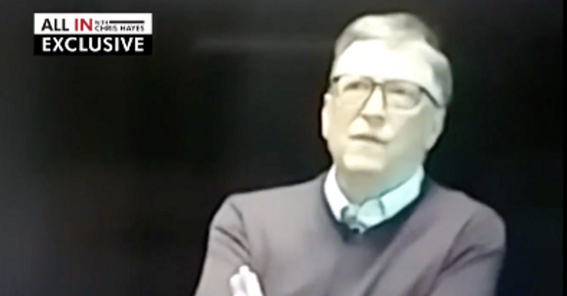 Trump Knew A 'Scary' Amount About The Appearance Of Bill Gates' Daughter