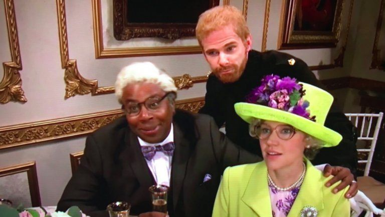 The Brits get it on SNL