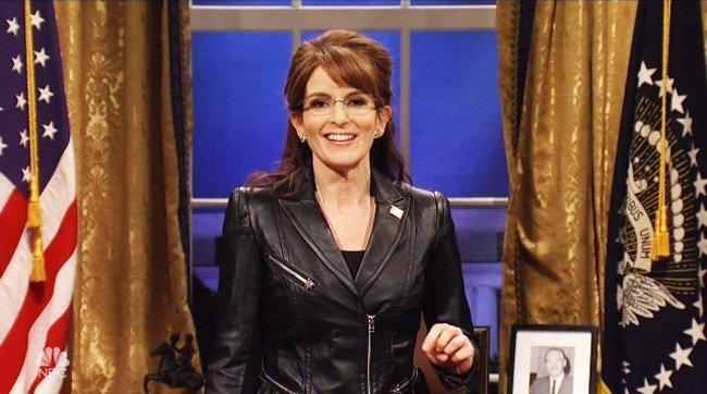 Tina Fey's Sarah Palin Leads 'SNL' Chorus Lamenting 'What I Did For Trump'