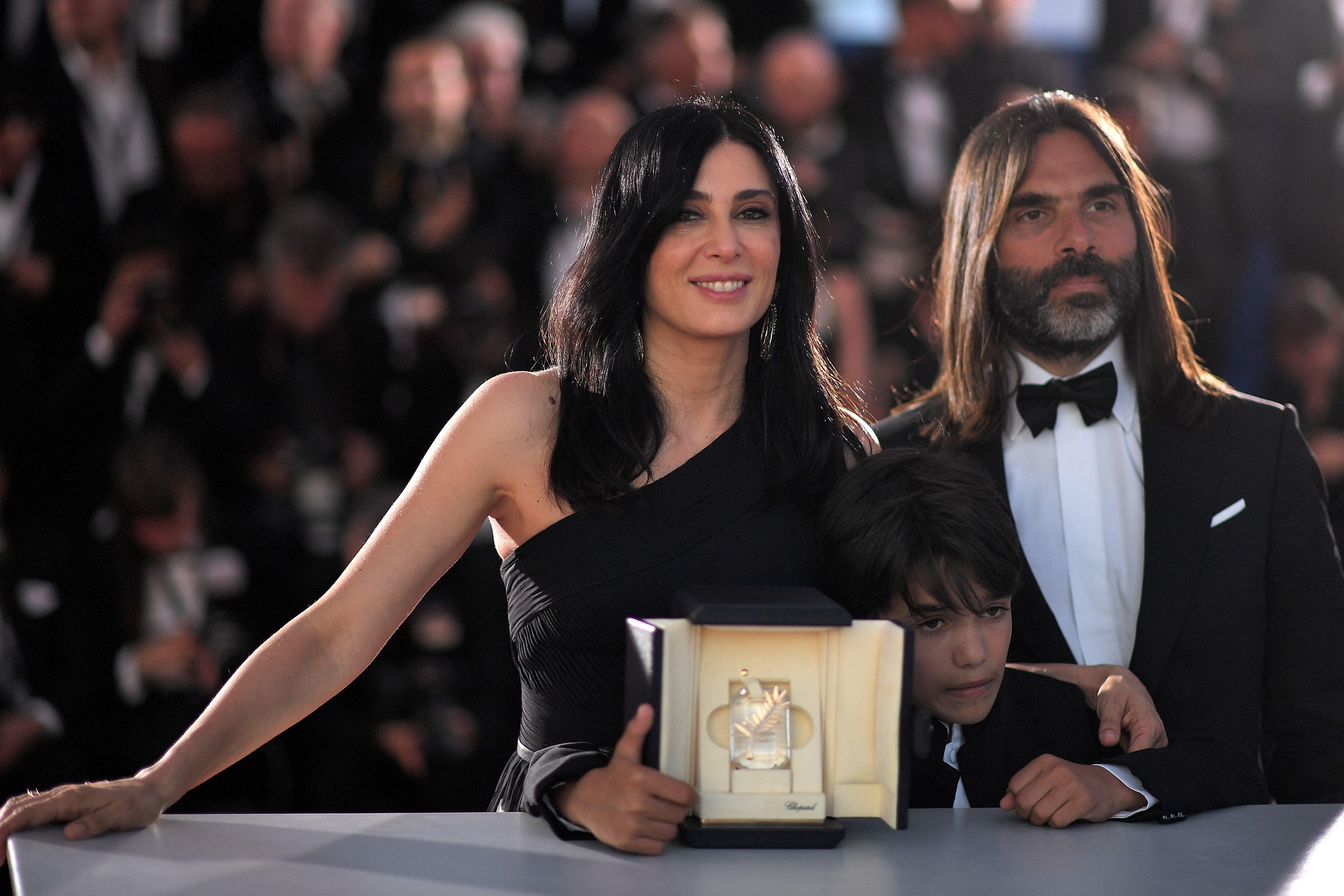Capharnaüm, de la réalisatrice libanaise Nadine Labaki, prix du jury de