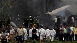 Le crash d'avion à La Havane a fait 110 morts et trois