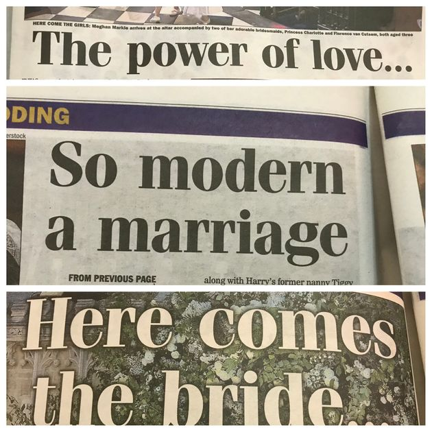 I Read The Sunday Express's 128-Page Royal Wedding Special So You Don't Have