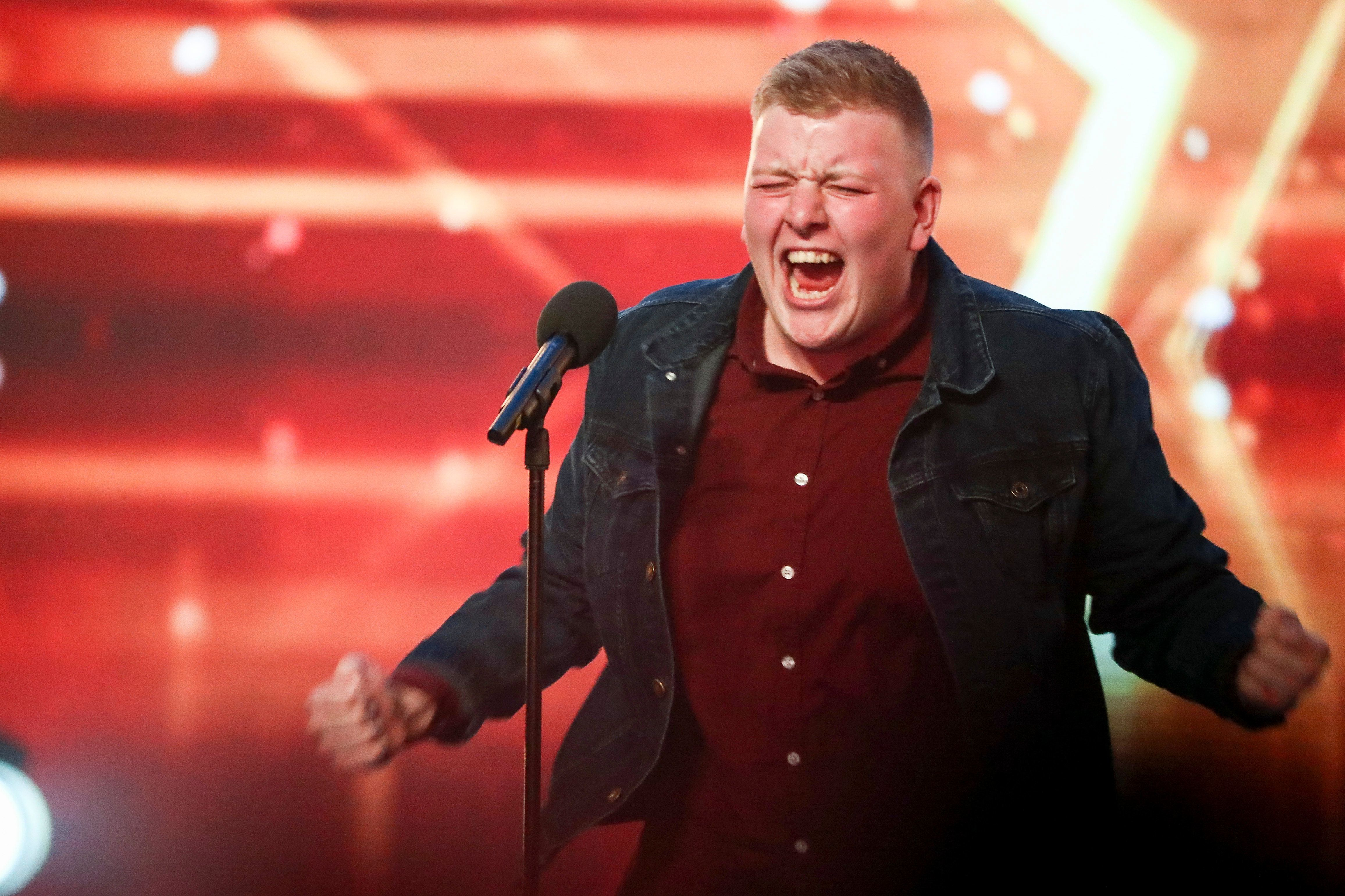 Welsh Singer Wins Final 'Britain's Got Talent' Golden