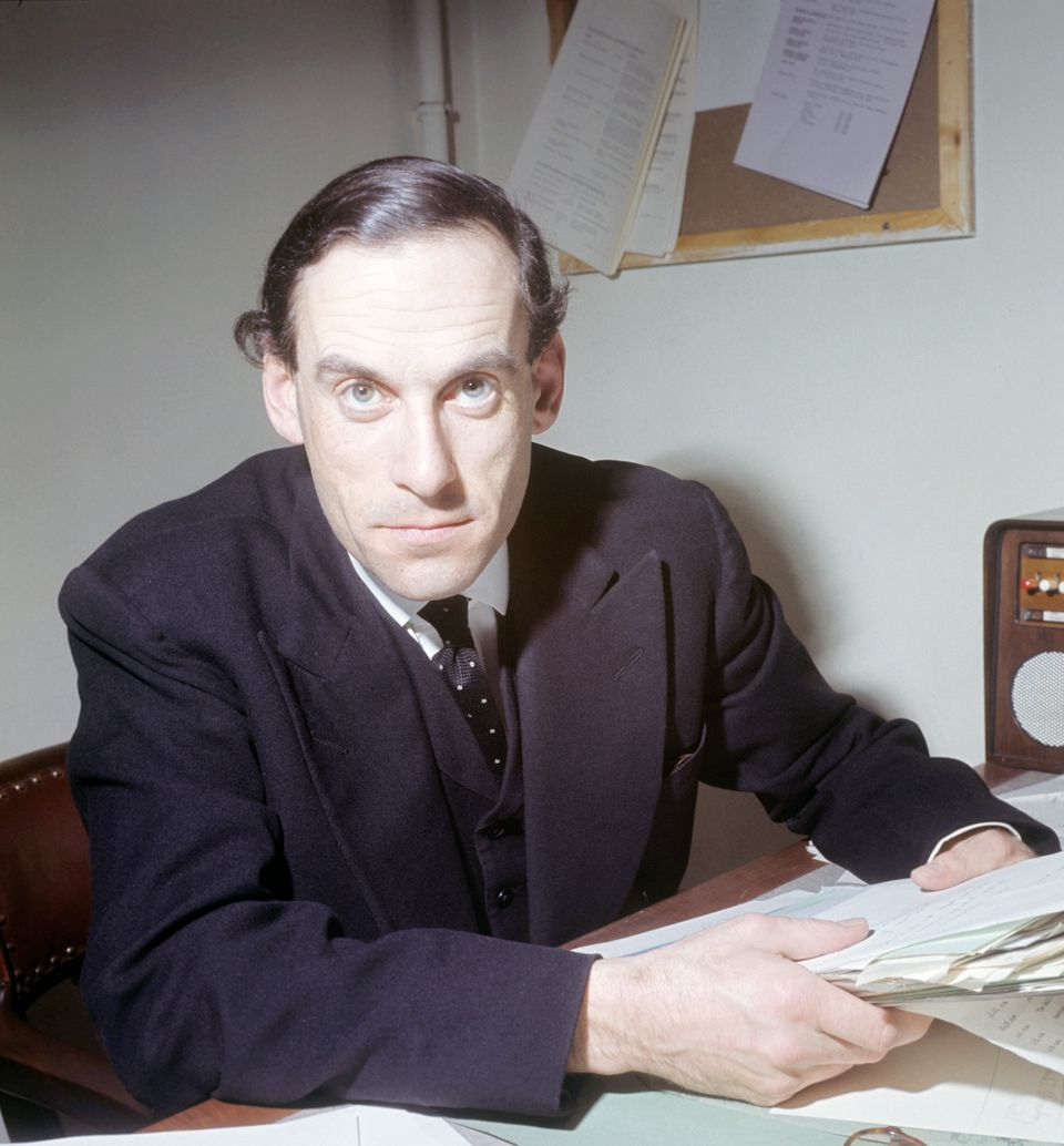 Jeremy Thorpe, pictured shortly after becoming the leader of the Liberal