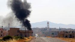 Συρία: 28 οι νεκροί από τις εκρήξεις σε στρατιωτικό αεροδρόμιο στη