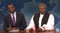 'Saturday Night Live' Mocks Royal Reaction To Bishop Michael Curry's Amazing Wedding