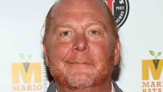 NEW YORK, NY - OCTOBER 15:  Chef Mario Batali attends 6th Annual Mario Batali Foundation Honors dinner at Del Posto on October 15, 2017 in New York City.  (Photo by Astrid Stawiarz/Getty Images)