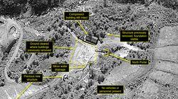 핵실험장 폐기 의식에 한국 취재진 참관 여부는 아직도