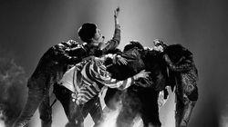 방탄소년단이 신곡 'Fake Love' 무대를 최초