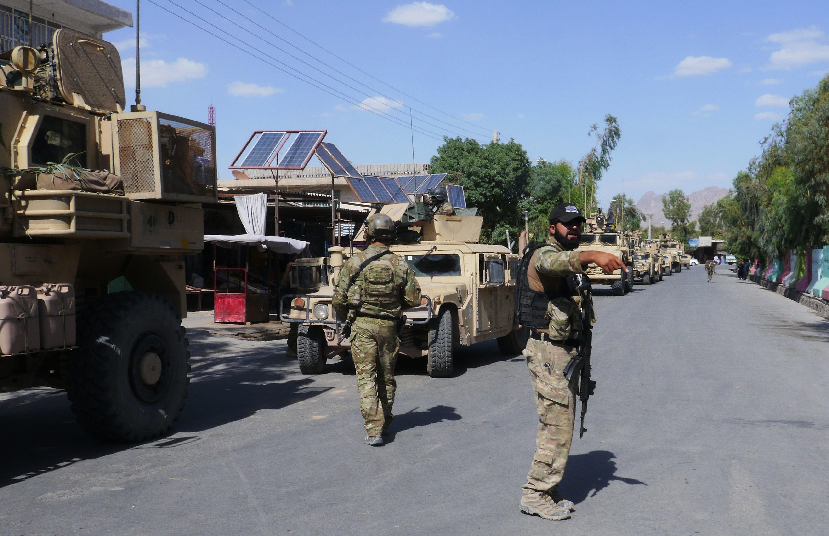Αφγανιστάν: Πάνω από 60 μέλη των Ταλιμπάν σκοτώθηκαν σε επιχειρήσεις των κυβερνητικών