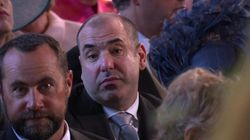 'Suits' Star Rick Hoffman Sets The Record Straight Over 'Weird Face' During Royal Wedding