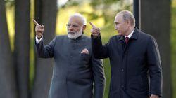 Συνάντηση Πούτιν με τον πρωθυπουργό της Ινδίας για την προοπτική της διμερούς
