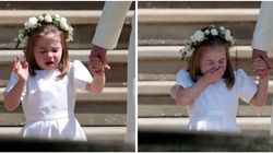 Princess Charlotte's Cutest Moments You May Have Missed At The Royal