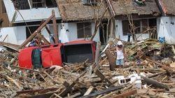 필리핀 휩쓴 태풍 '하이옌', 한국도 안전지대