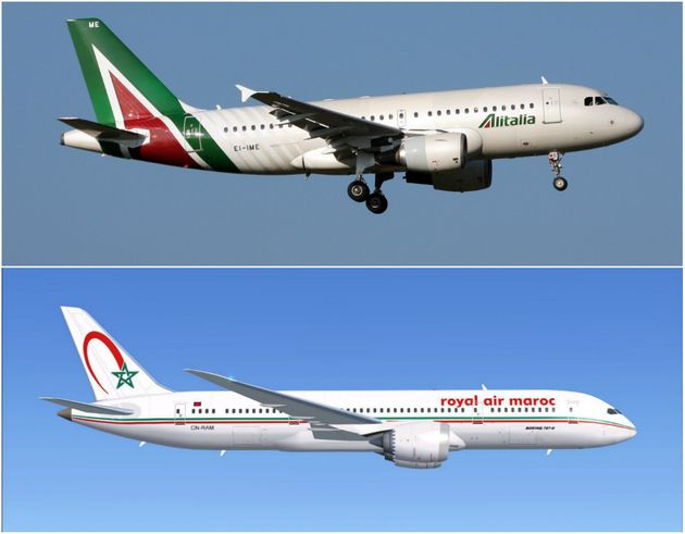 Royal Air Maroc et Alitalia signent un accord de