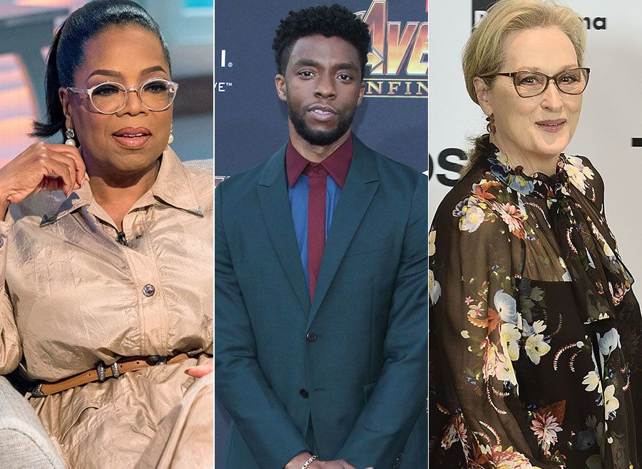 Oprah Winfrey, Meryl Streep And More Than 100 Other Stars Highlight Sexism In