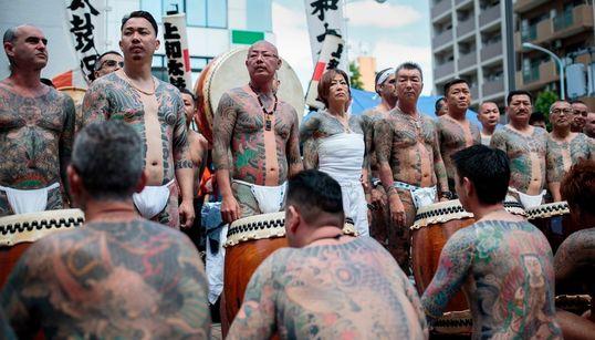 Sanja Matsuri Festival. Τα τατουάζ της Yakuza, αιθέριες γκέισες και μια γιορτή που δεν μοιάζει με καμία