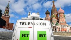 Kremlin-Backed TV Channel RT Now Subject To Almost A Dozen Ofcom