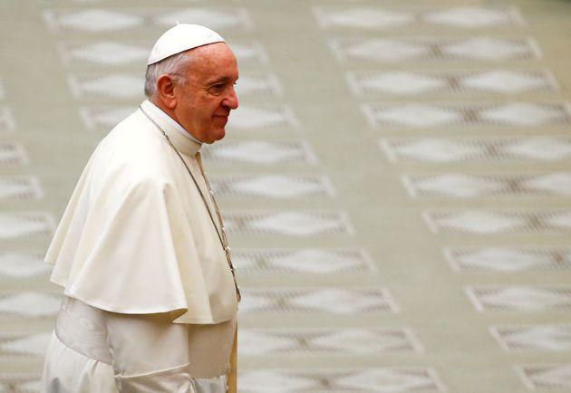교황이 게이에게 말하다 : 하느님은 당신을 있는 그대로