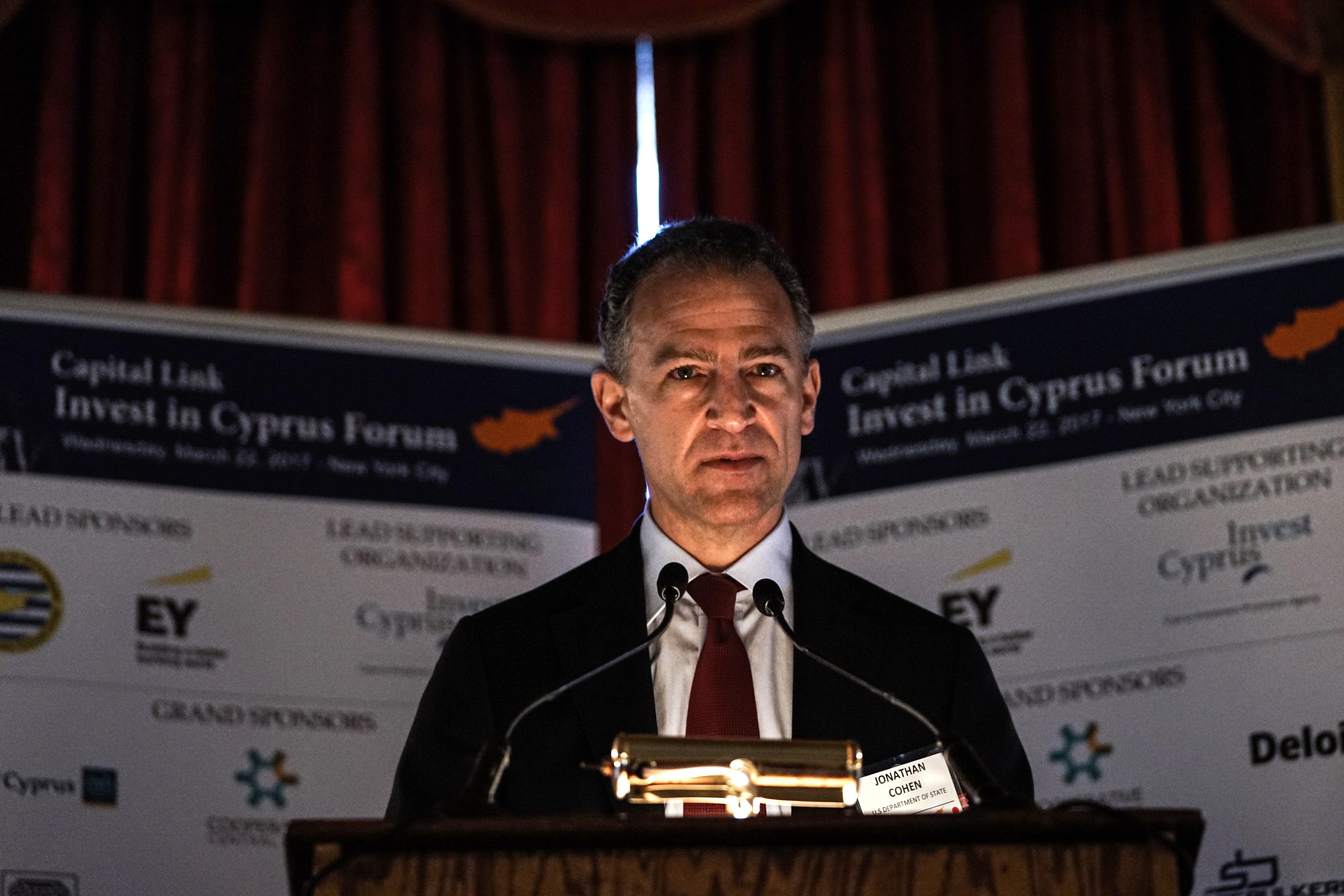 ΗΠΑ: Το φυσικό αέριο της Κύπρου να κατανεμηθεί
