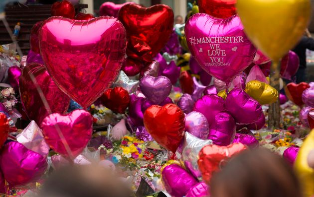 Manchester Bombing Victims Honoured By Minute's Silence Across The
