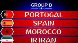 Mondial 2018: Voici les joueurs des équipes du groupe B qui affronteront le