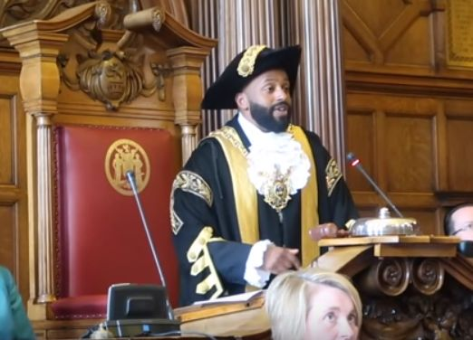 Sheffield's Lord Mayor Magid Magid Is A Former Refugee ...