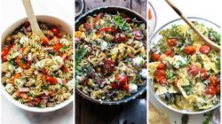 These Are Not Your Mother's Pasta Salads