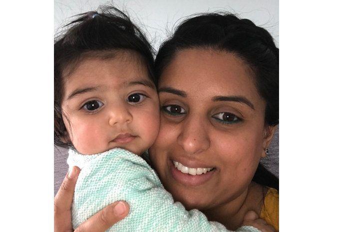 Krishma Patel.