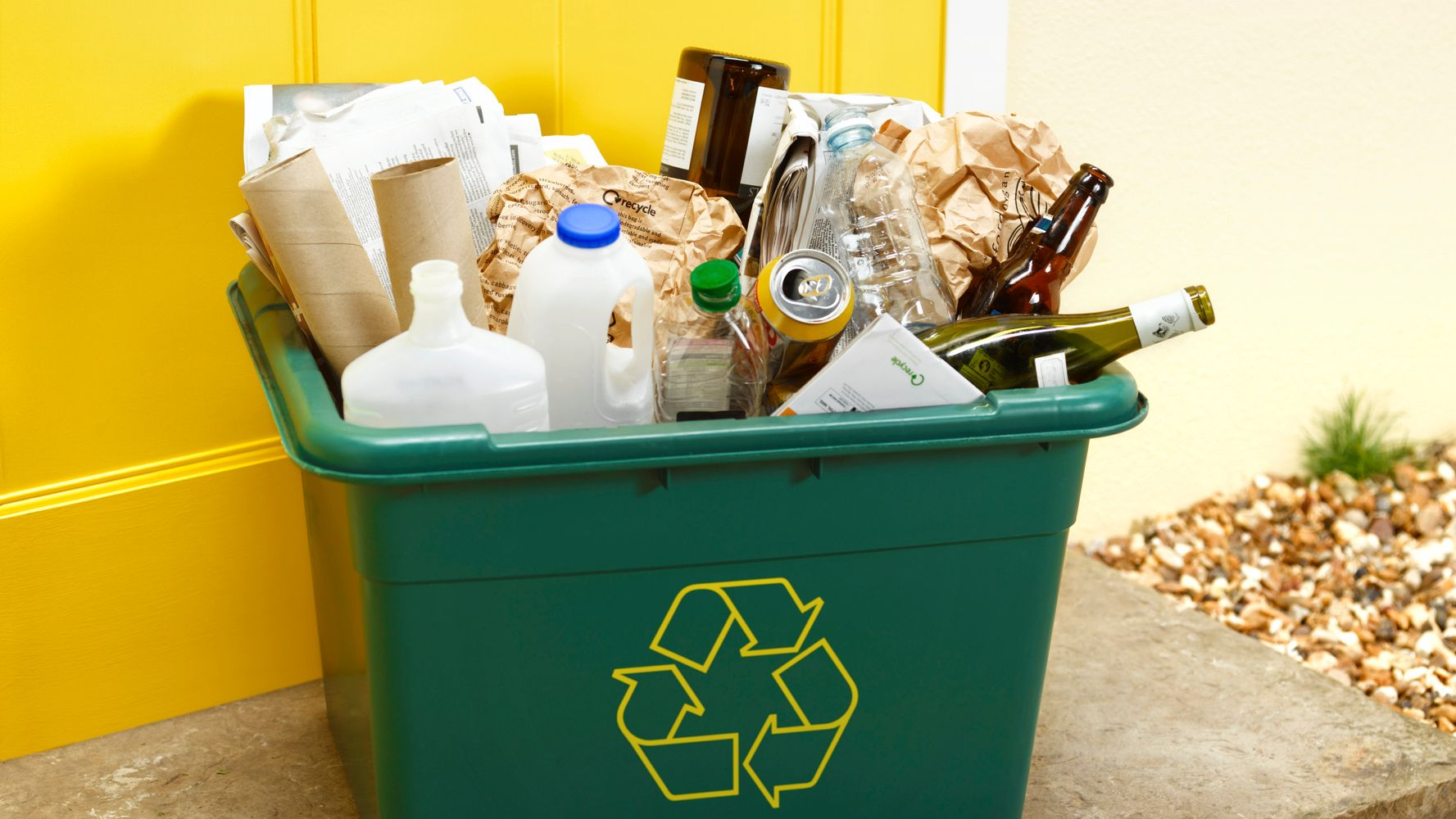 What Do The Different Recycling Symbols Actually Mean? | HuffPost Life
