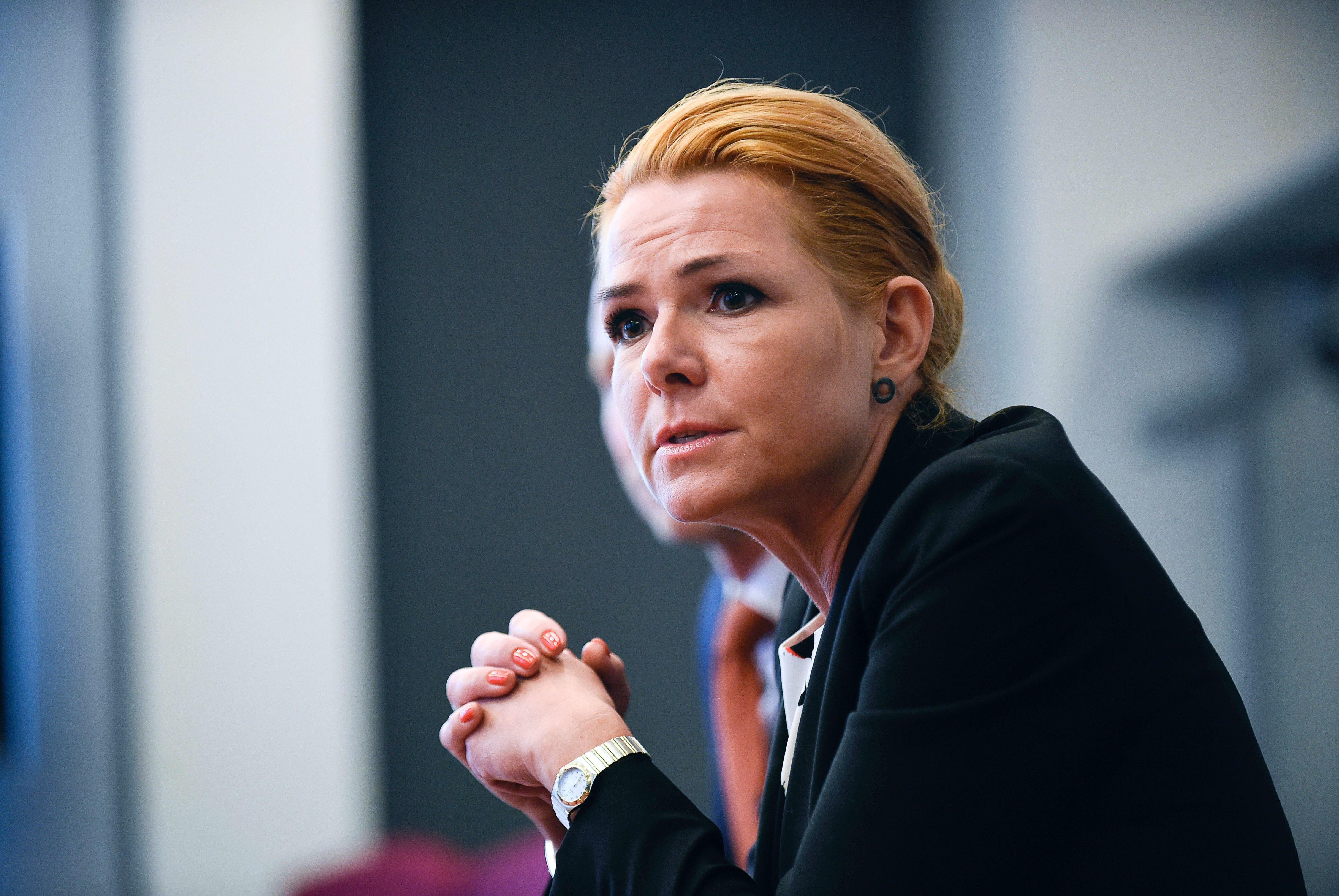 """Jeûner """"constitue un danger pour le peuple danois"""" selon cette"""