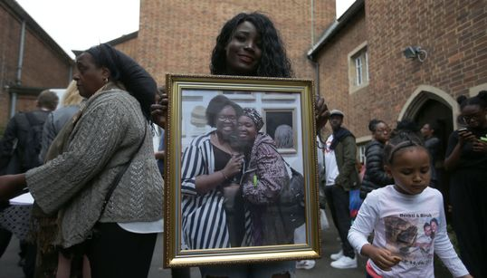 Family Celebrates Young Artist Who Died At Grenfell: 'Her Work Brought Her Richness And