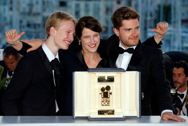 The competition's founder said there was not just a large quantity of LGBTQ films, but also more sophisticated depictio